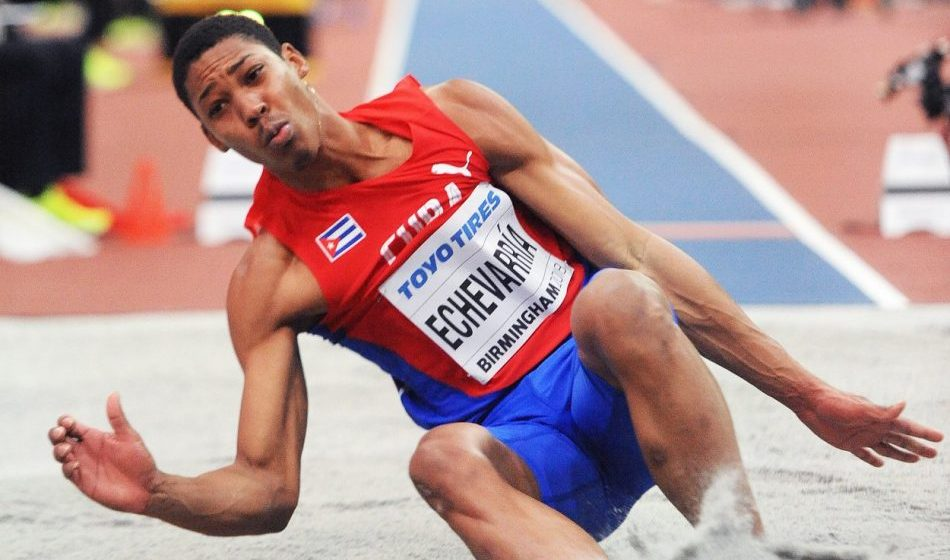Echevarría and Manyonga set for Anniversary Games