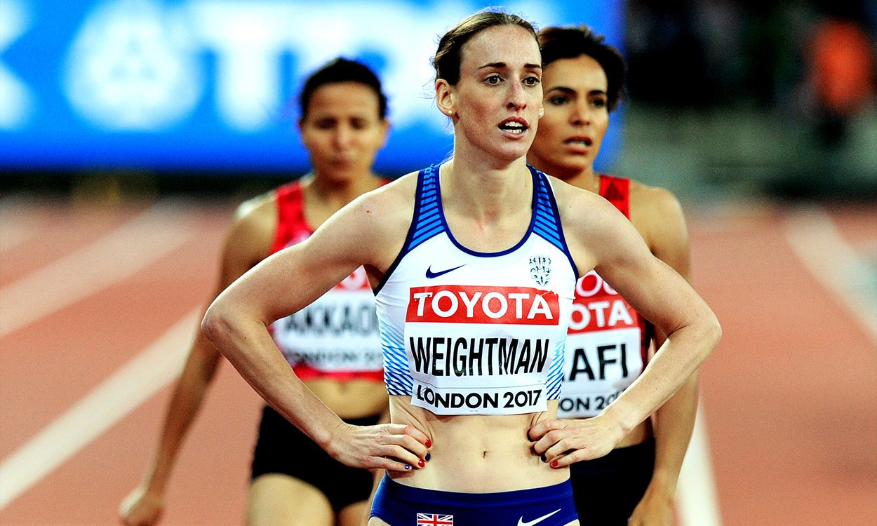 Laura Weightman's Mini Marathon steps to success