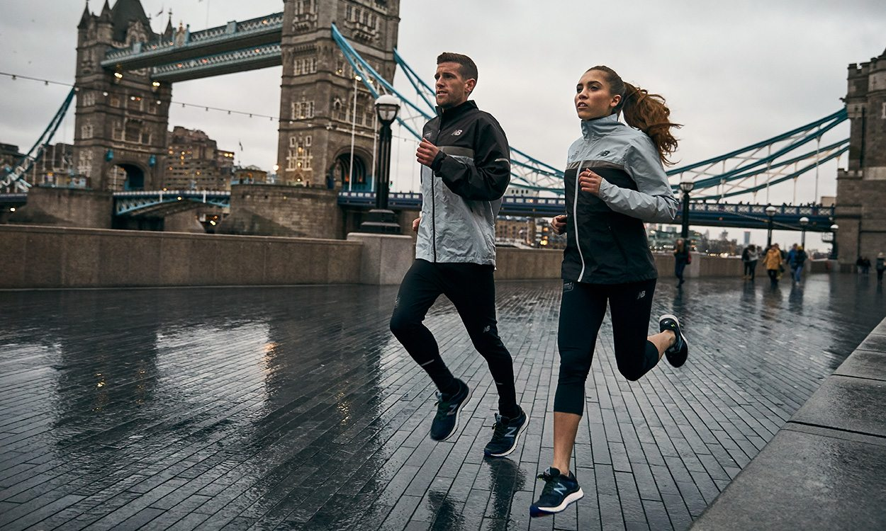 Win Virgin Money London Marathon kit from New Balance
