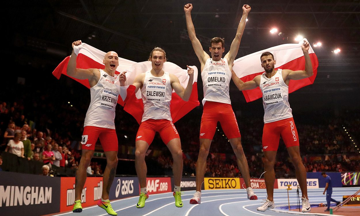 World Indoor Championships showcases Athletics World Cup nations