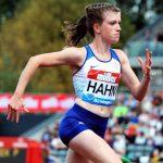 Sophie Hahn is going for gold in Dubai