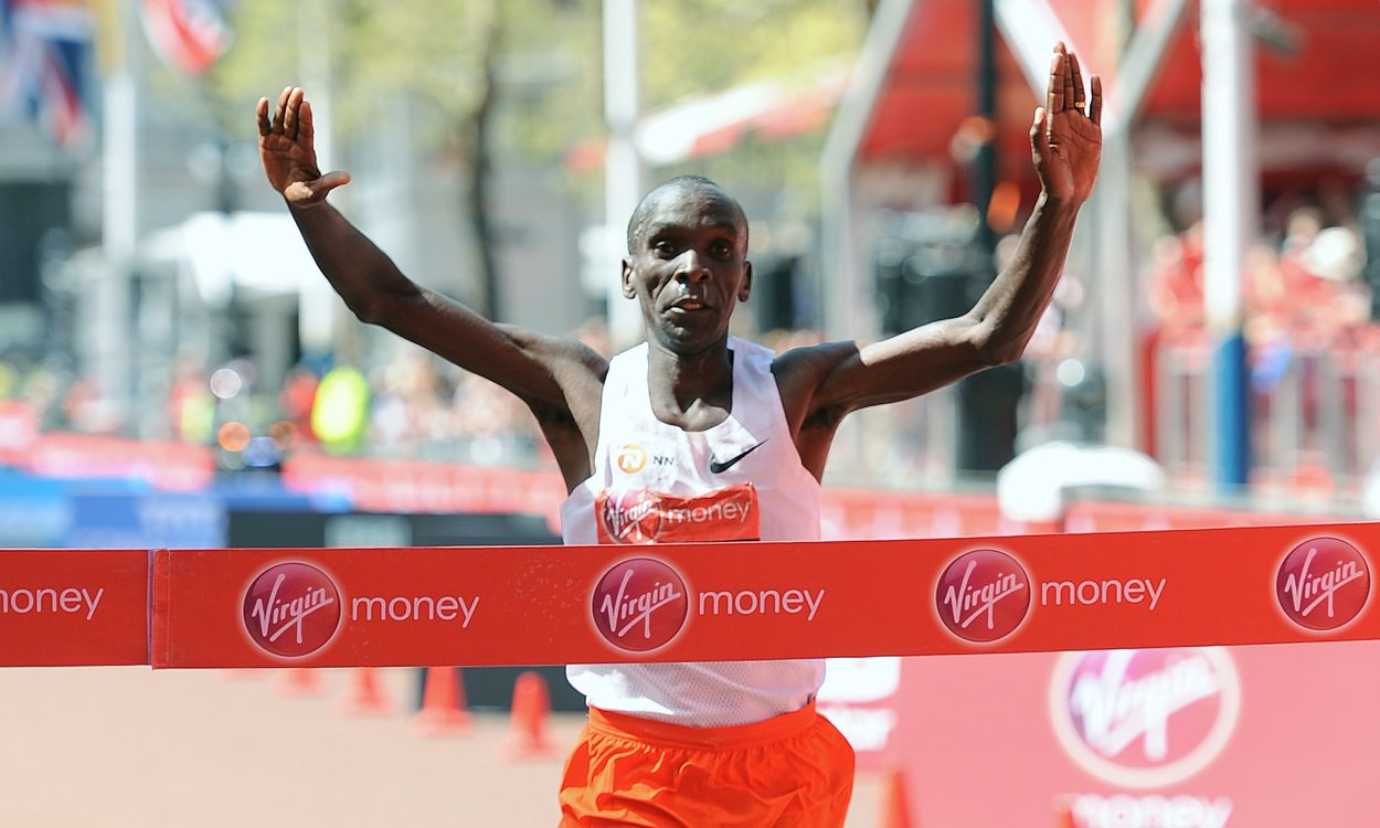 Eliud Kipchoge film to air