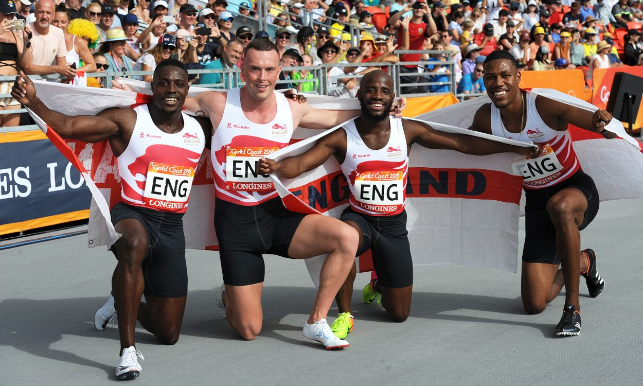 England Athletics on the record