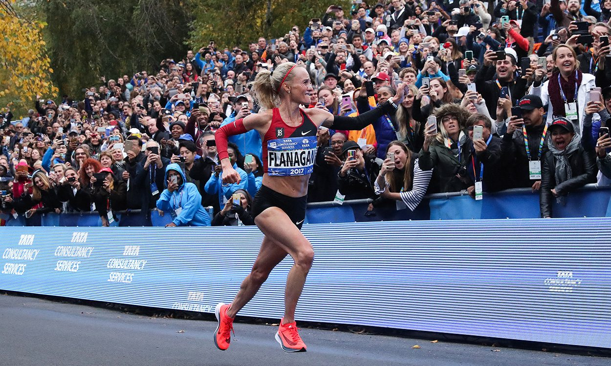 Shalane Flanagan and Galen Rupp aim for Boston Marathon wins
