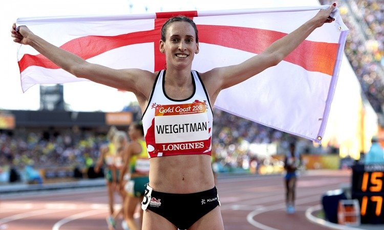 Laura Weightman Gold Coast 2018 by Mark Shearman