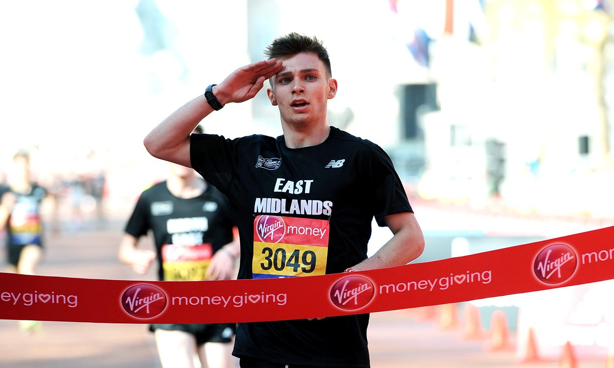 Luke Duffy and Cera Gemmell among Mini London Marathon winners