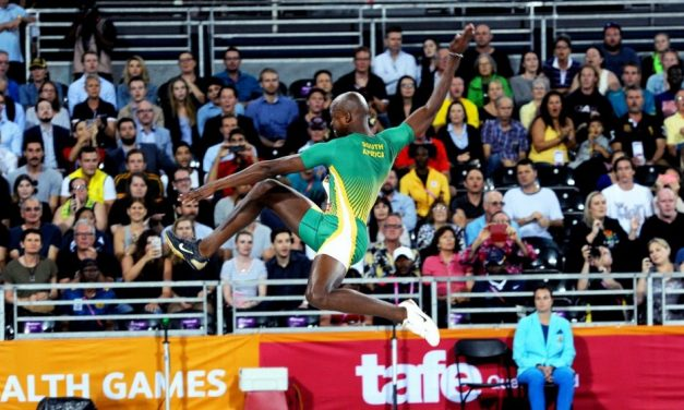 How fast are the best long jumpers?
