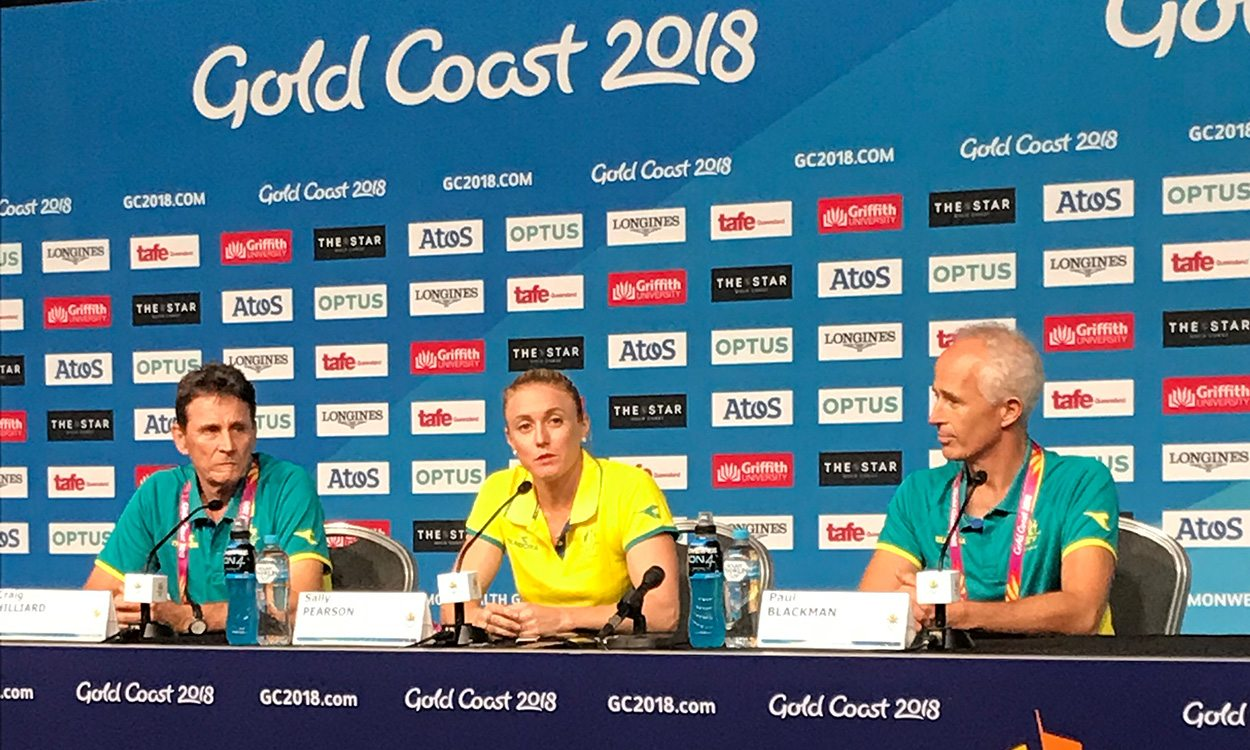 Sally Pearson withdraws from Gold Coast Commonwealth Games