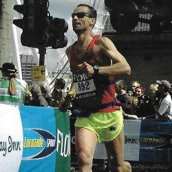 Marathon experience: Take nothing for granted