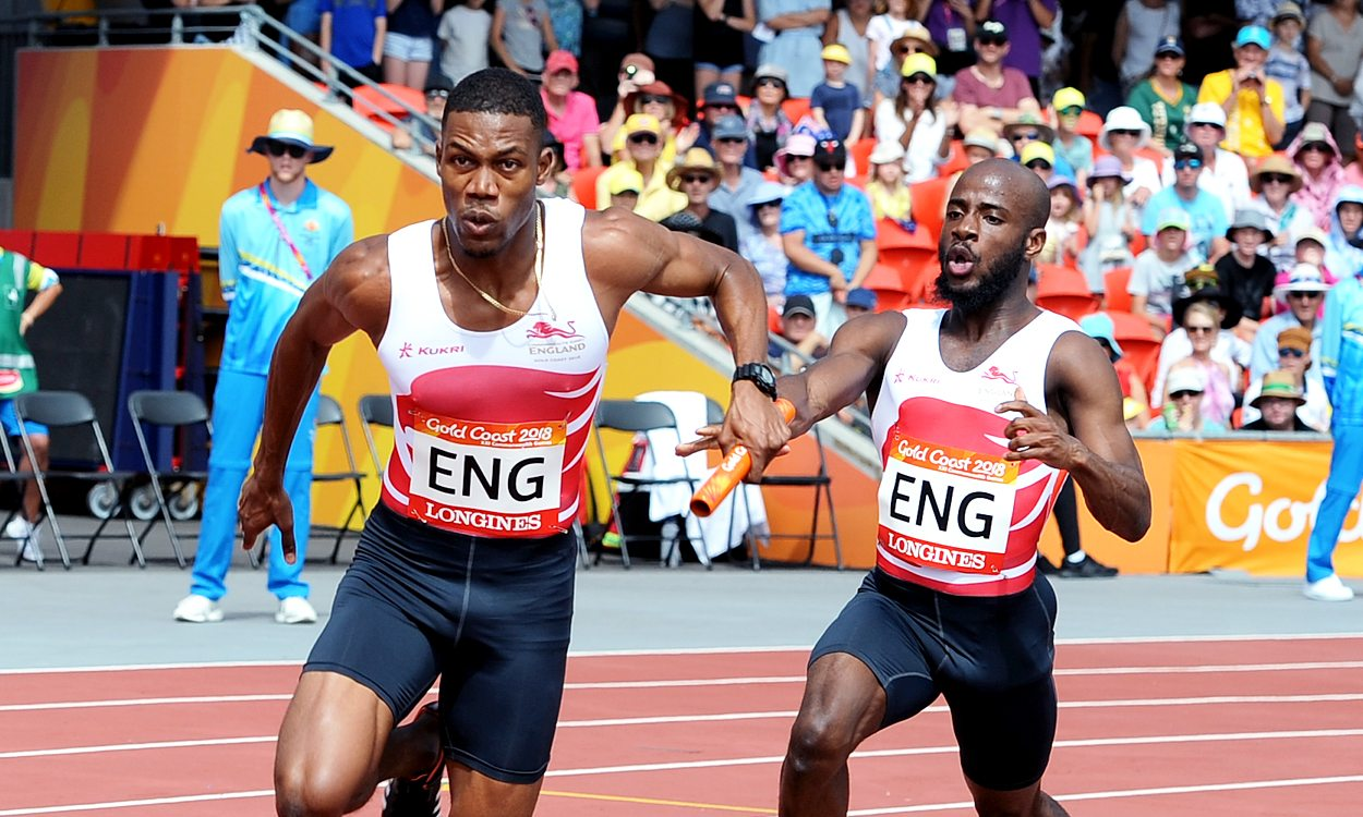 Zharnel Hughes hungry for Commonwealth relay success after 200m DQ