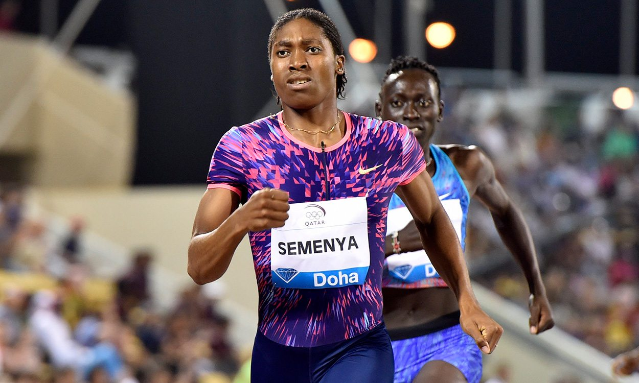 Semenya and Samba among winners at high-quality Doha Diamond League