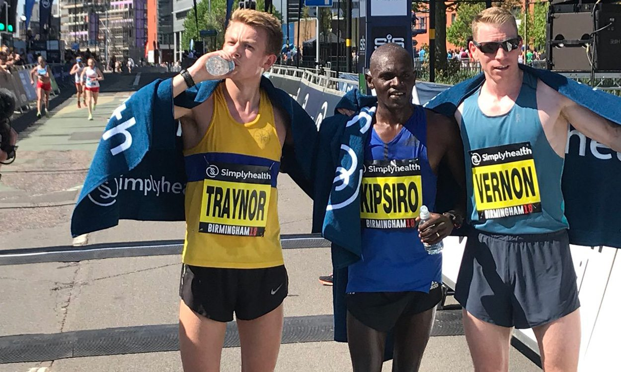Moses Kipsiro and Aleksandra Lisowska win Great Birmingham 10k