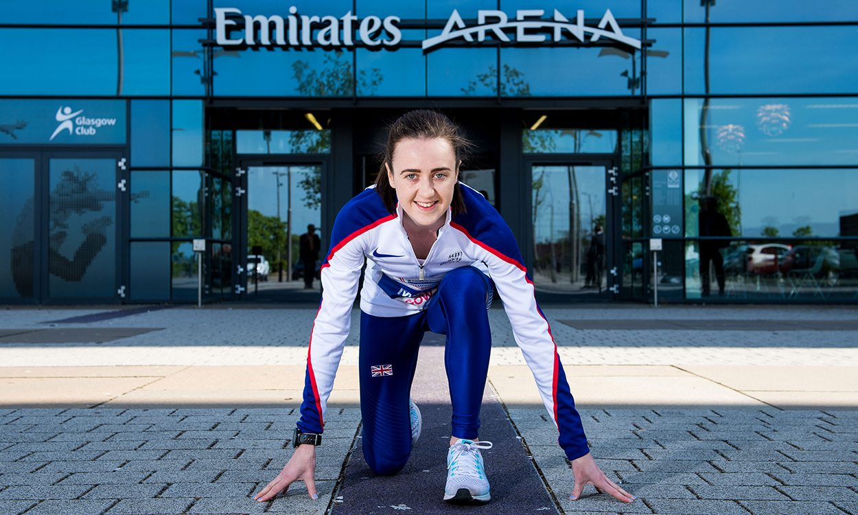 "Laura Muir ""honoured"" with Glasgow 2019 ambassador role"