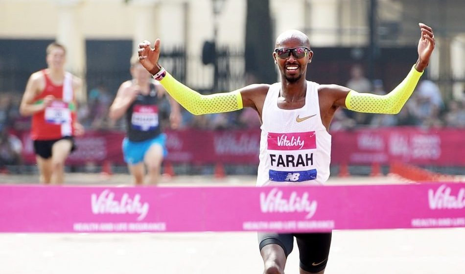 Mo Farah defends London 10,000 title as Laura Muir tackles mile