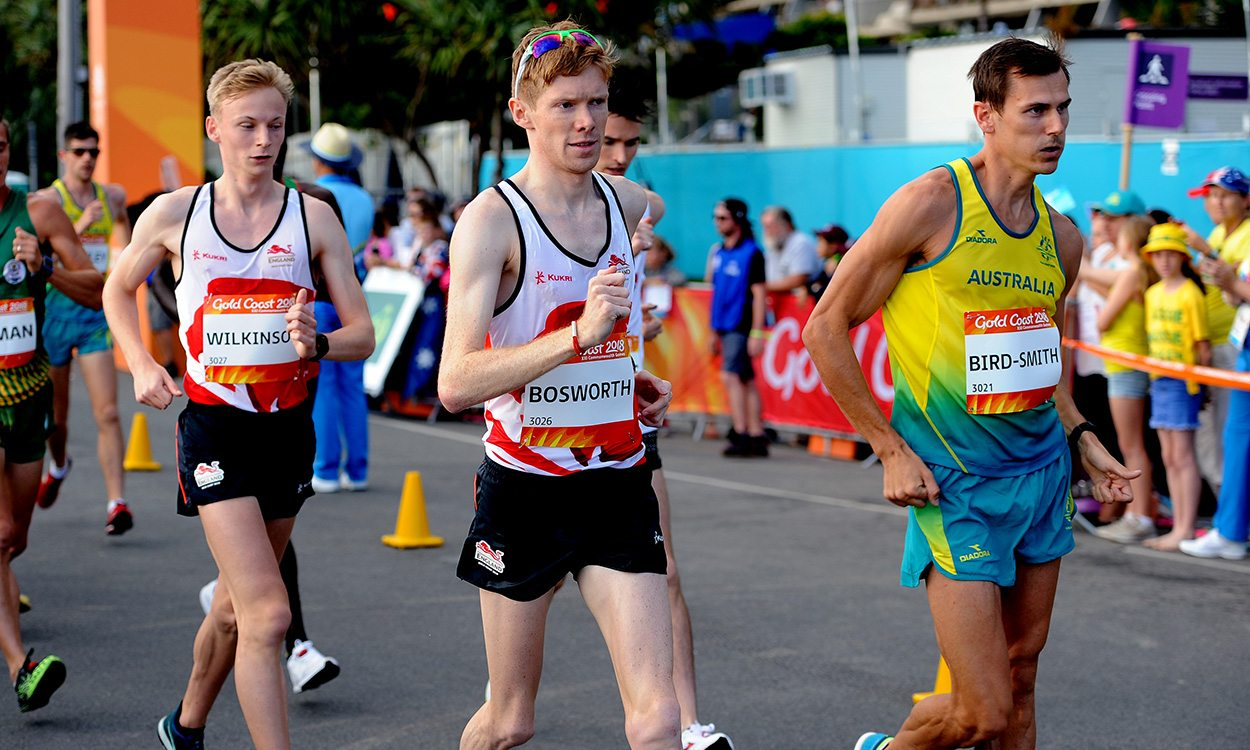 Tom Bosworth and Bethan Davies ready to race for GB in Taicang