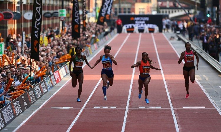 Women's-150m-Manchester-CityGames-2018-by-Phil-Oldham