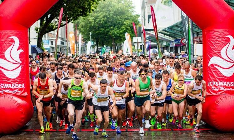Josh Griffiths and Caryl Jones to headline JCP Swansea Half Marathon