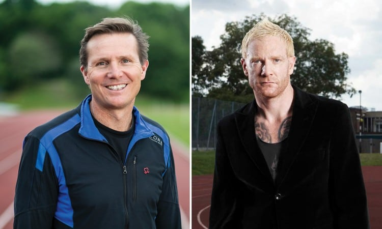 Roger Black and Iwan Thomas announced for The National Running Show