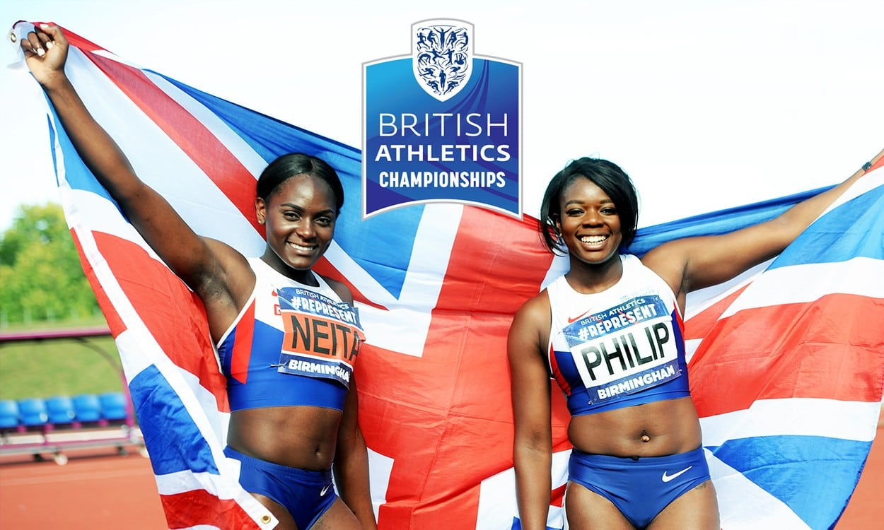 British Athletics Championships guide