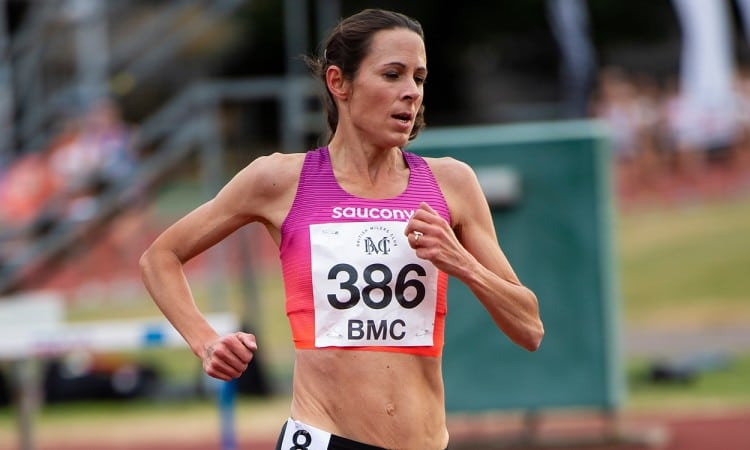 Ageless Jo Pavey back with a win