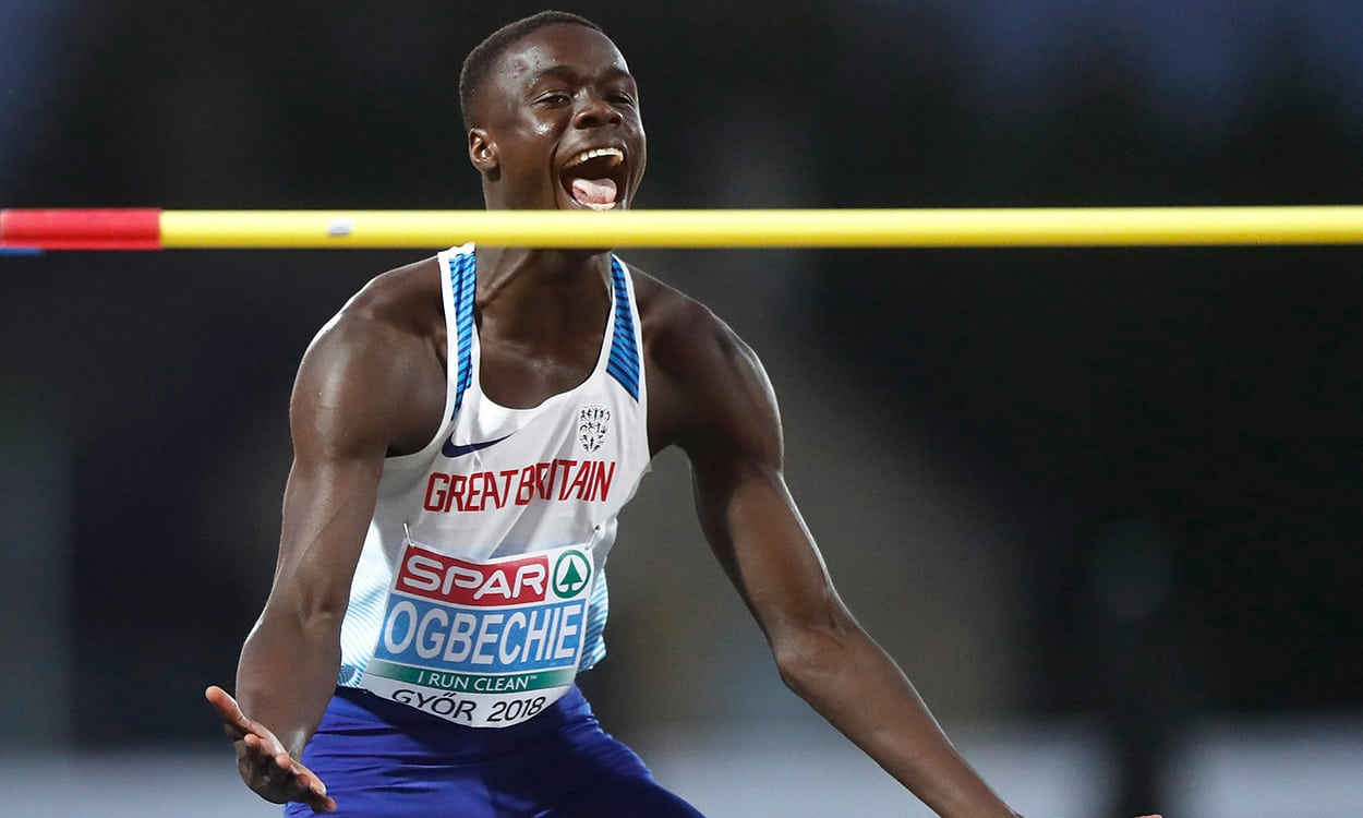 Euro U18 medallists chase English Schools titles