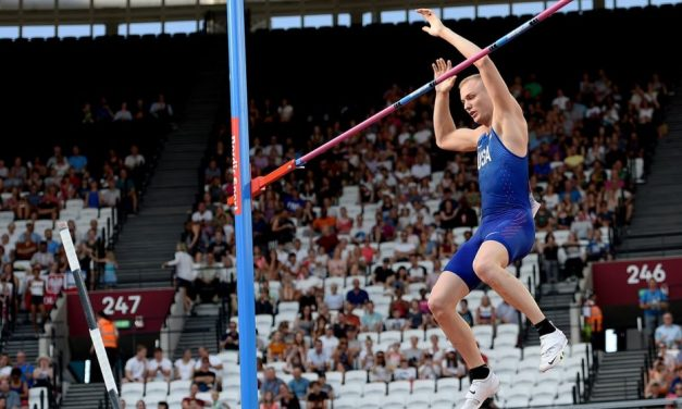 Sam Kendricks clears 6.06m at USA Championships