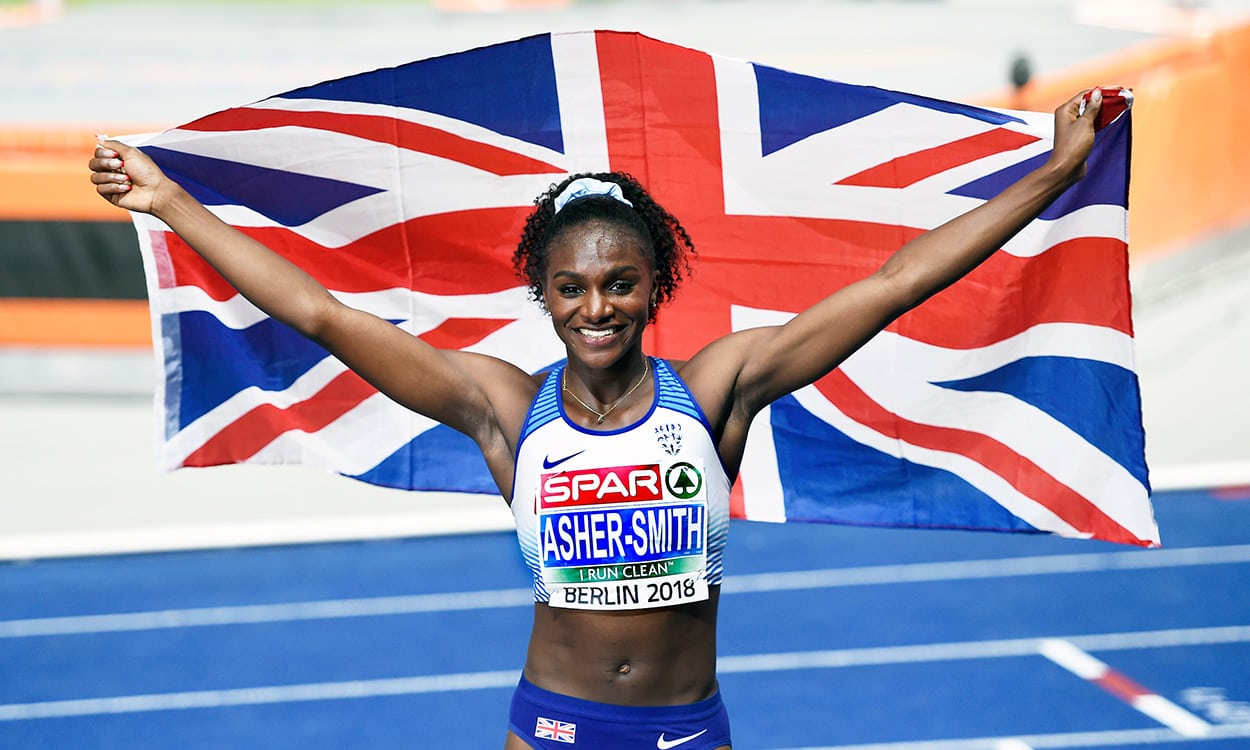Dina Asher-Smith and Eliud Kipchoge on IAAF awards shortlists