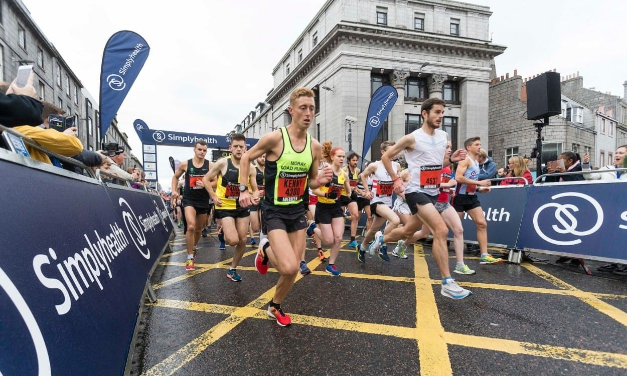 Success for Robbie Simpson at Great Aberdeen Run – weekend round-up