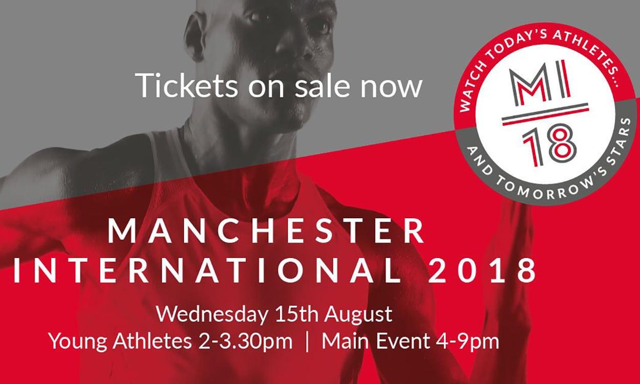 Teams get set for Manchester International