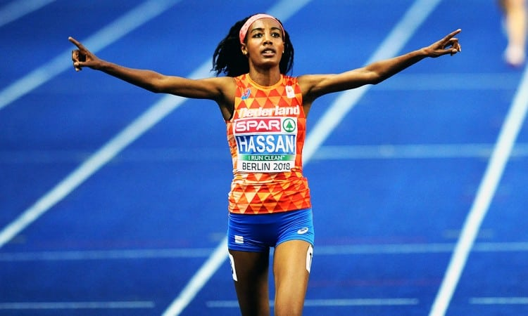 Sifan Hassan takes European 5000m gold ahead of Eilish McColgan
