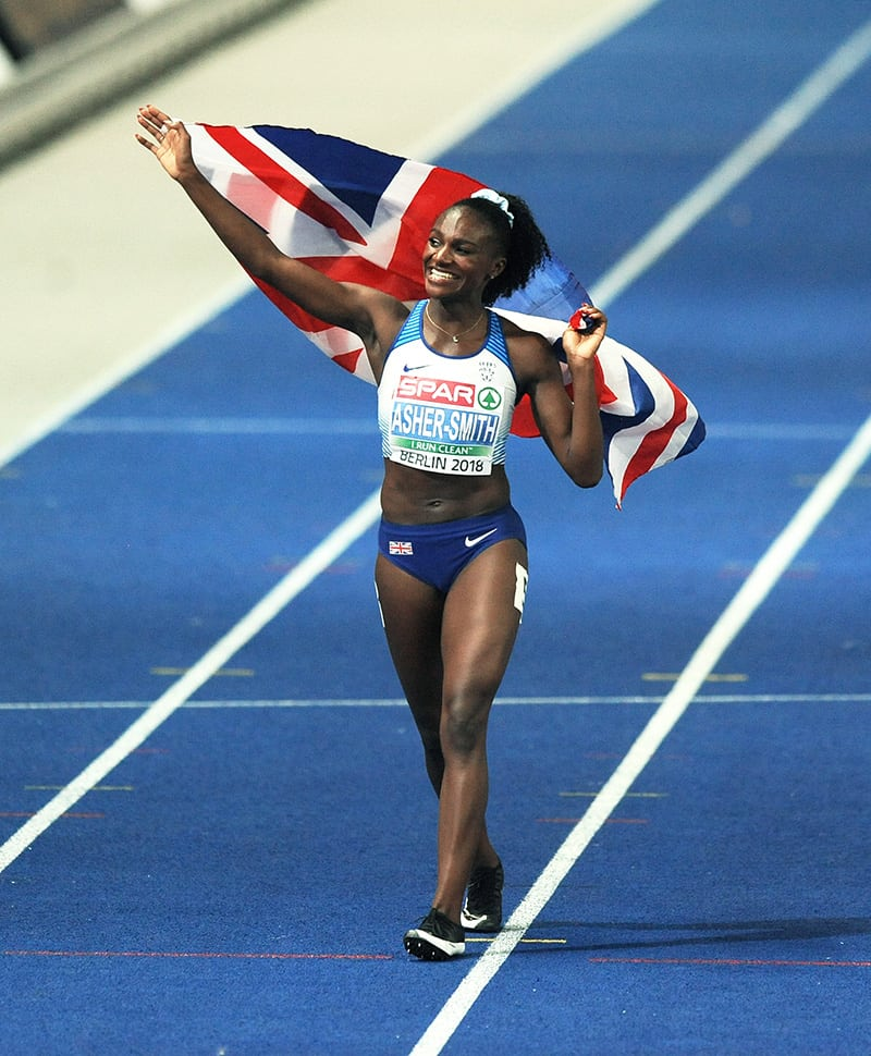 dina-asher-smith-celebrates-berling-2018-by-mark-shearman-800