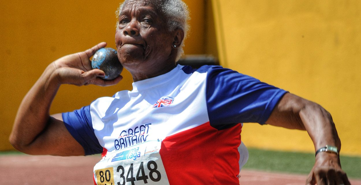 Evaun Williams among GB winners at World Masters Championships – weekly round-up