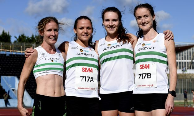 No National for South Road Relay winners Guernsey