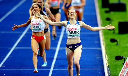 Laura Muir: reflections on a standout year