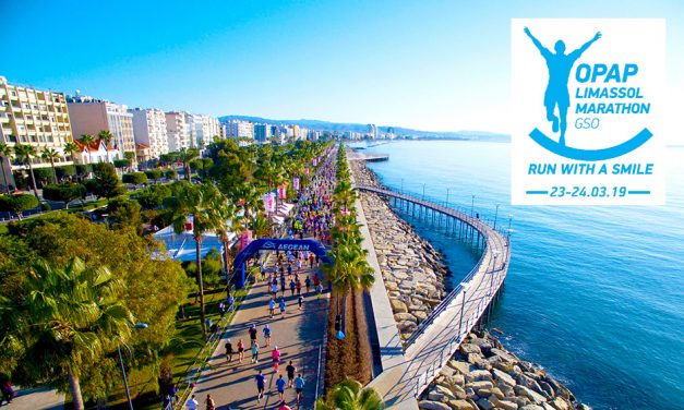 OPAP Limassol Marathon GSO: Sun, sea and PBs