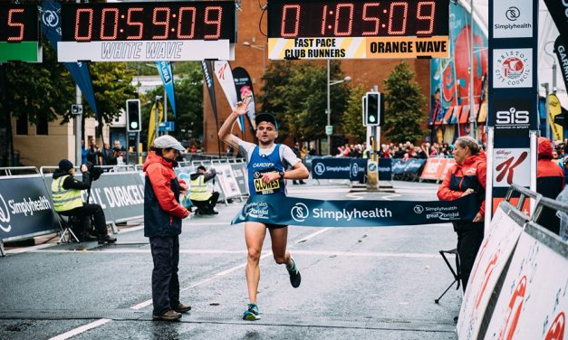 Matt Clowes and Clara Evans win Great Bristol Half Marathon – weekly round-up