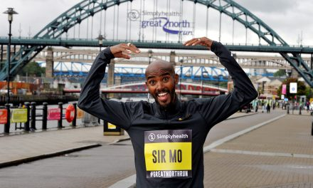 Mo Farah's Great North Run springboard to Chicago