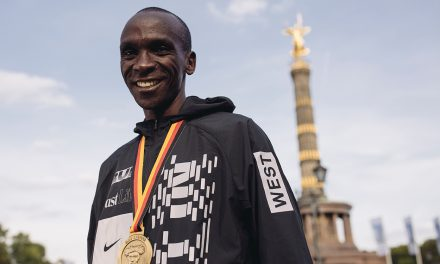 World record reflection – Q&A with Eliud Kipchoge