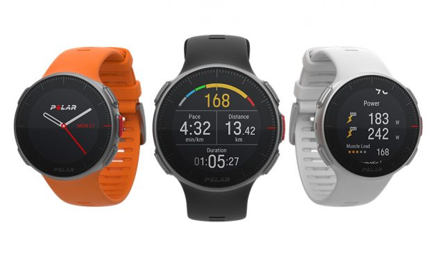 Polar launches running 'game-changer' – Polar Vantage V