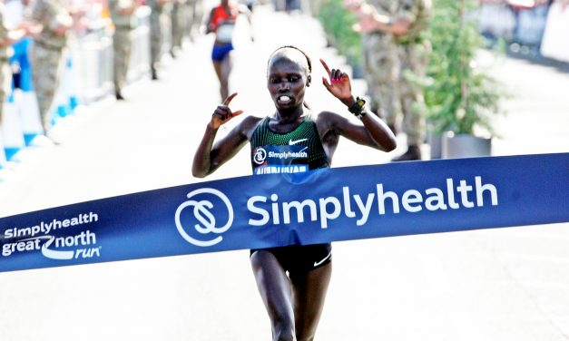 Vivian Cheruiyot regains Great North Run title