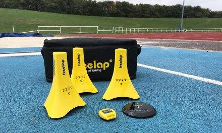 Time in your hands – Freelap Timing System review