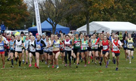 Titles shared at British Masters Cross Country Relays
