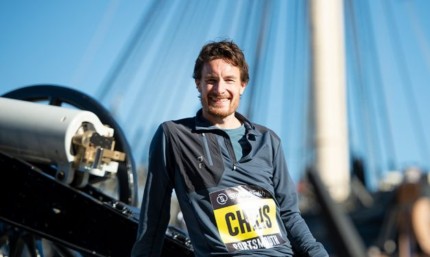 Chris Thompson hopes to make history at Great South Run