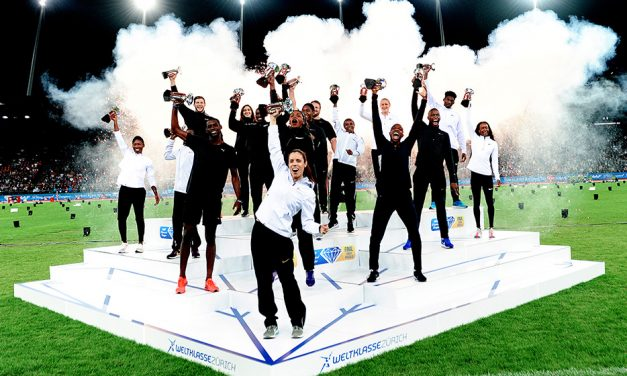 IAAF Diamond League reveals road to the finals