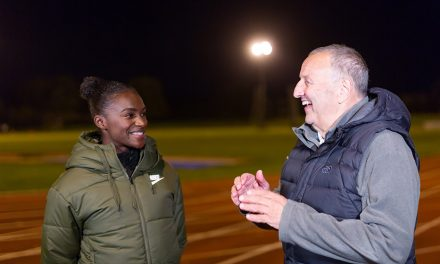 Dina Asher-Smith launches coaching campaign