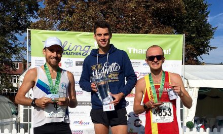 Jonathan Poole and Rachel Thomas win Ealing Half Marathon – weekly round-up