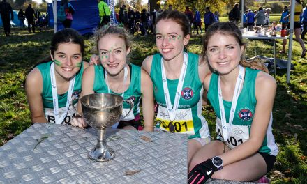 Edinburgh Uni and Central AC win at Scottish XC Relays – weekly round-up