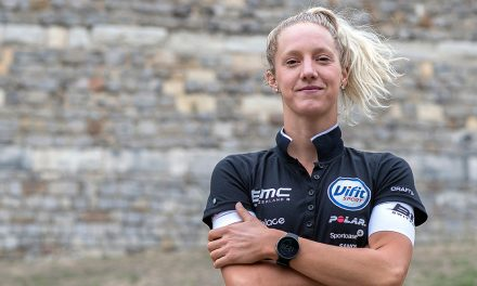 Emma Pallant has a marathon in mind, but Kona comes first