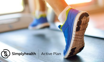 Put your best foot forward with the Simplyhealth Active Plan
