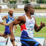 Interview with World Masters sprint champion Jason Carty